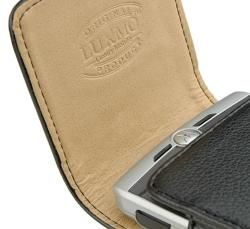 Executive Motorola Droid Pro Vertical Leather Belt Clip Case