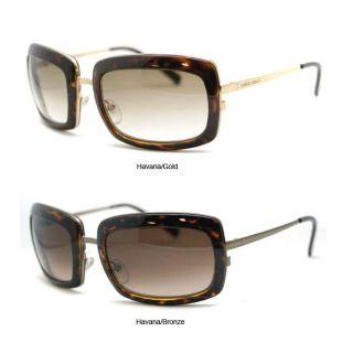Giorgio Armani Womens GA 561 Square Sunglasses