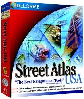 Street Atlas USA 7.0: Software