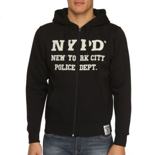 NYPD Sweat Homme Noir   Achat / Vente SWEATSHIRT NYPD Sweat Homme