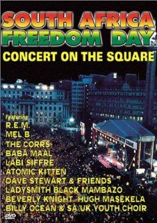 South Africa Freedom Day: Concert on the Square: R.E.M