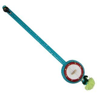 Iktara Folk Indian Music Instrument Single String, Blue
