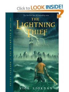 The Lightning Thief (Percy Jackson and the Olympians, Book