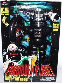 Forbidden Planet Remote Control Robby the Robot with