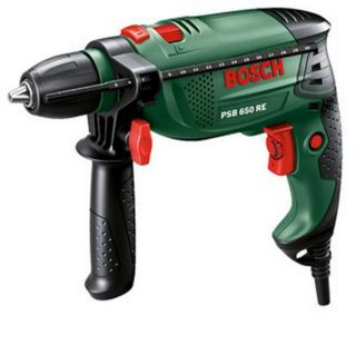BOSCH Perceuse à percussion 650 W PSB 650 RE   Achat / Vente PERCEUSE