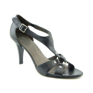 Elie Tahari Darla Strappy Shoes Black Womens