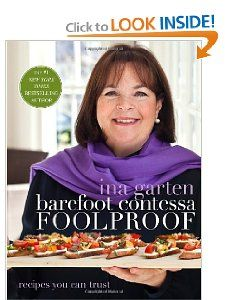 Barefoot Contessa Foolproof Recipes You Can Trust Ina Garten