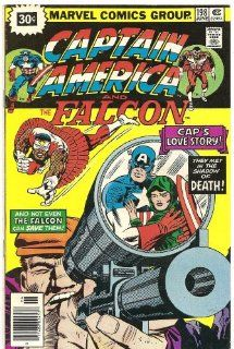 Captain America and the Falcon #198 (Captain Americas Love Story