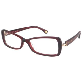 Michael Kors Readers Womens MK218 Red Rectangular Reading Glasses