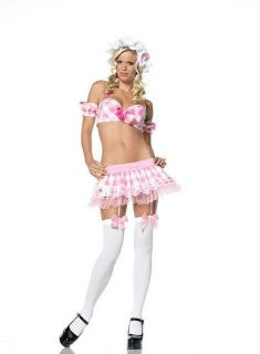 Leg Avenue 3 piece Sexy Little Bo Peep Costume