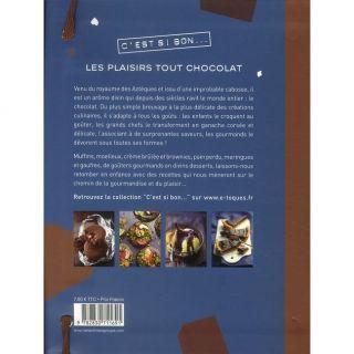 EST SI BON; LES PLAISIRS TOUT CHOCOLAT   Achat / Vente livre