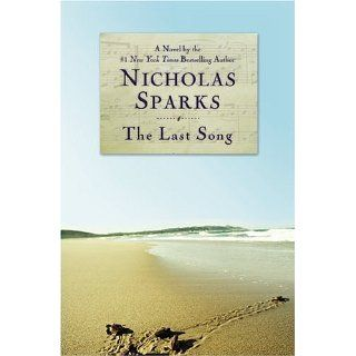 The Last Song Nicholas Sparks Books