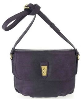 Marc Jacobs Lizzie Spotless Crossbody in Bright Purple