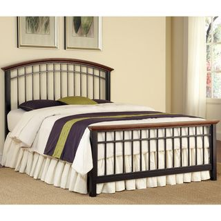 Home Styles Modern Craftsman King size Bed