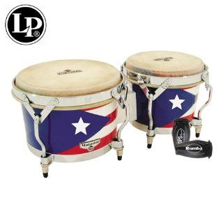 Latin Percussion LP Matador Puerto Rican Heritage Bongos