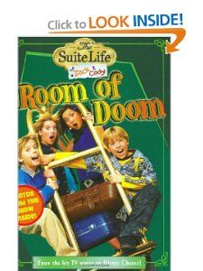 Suite Life of Zack & Cody, The Room of Doom   Chapter Book #3 M. C