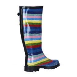 Carrini Womens 52 275 Multi Rain Boots