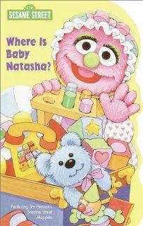 Where is Baby Natasha? (Sesame Street) Random House 9780375804120
