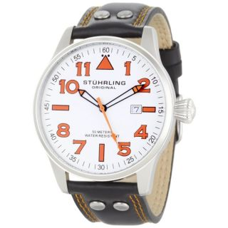 141.33152 Sportsman Eagle   Montre Homme Stuhrling Original 141