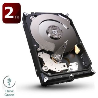 Seagate Barracuda 2To 64Mo 3.5   Achat / Vente DISQUE DUR INTERNE