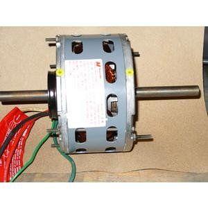 HA3D004N 1/6 HP ELECTRIC MOTOR 208 230 VOLT 1050 RPM
