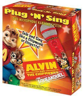 Emerson MM208A Alvin & The Chipmunks Plug N Sing