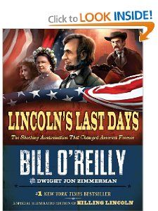 Lincolns Last Days The Shocking Assassination That Changed America