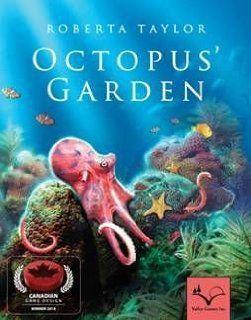 Octopus Garden Board Game Toys & Games
