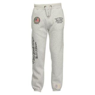 Gangster Unit Pantalon de Jogging Homme Gris chiné   Achat / Vente