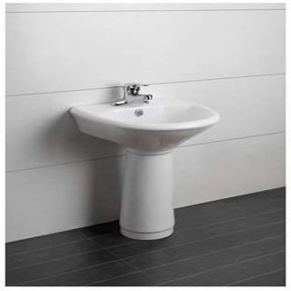The Little Bottom The Cash Flow Childrens Pedestal Sink