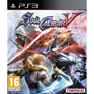 SOULCALIBUR V / Jeu console PS3   Achat / Vente PLAYSTATION 3