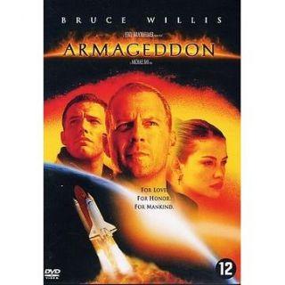 ARMAGEDDON en DVD FILM pas cher