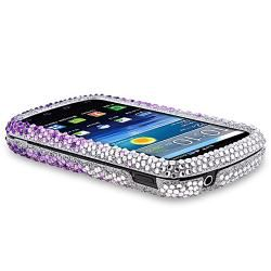 Waterfall Diamond Case/ Protector for Samsung Stratosphere SCH i405