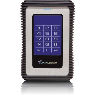 DataLocker DL3 128 GB External Solid State Drive