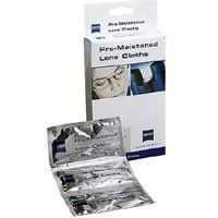 Carl Zeiss Optical Inc Lens Pre Moistened Tissues Sports