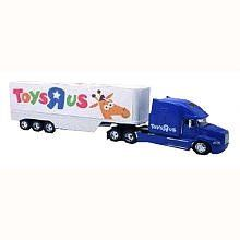 32 Scale Fast Lane Die Cast Fast Lane Tractor Trailer   Toys R Us