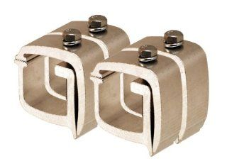 API KH1P4 Mounting Clamps for Truck Caps / Camper Shells (Set of 4