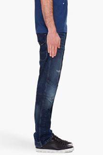 G Star Skiff 5620 3d Tapered Jeans for men
