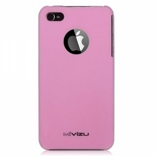 Mivizu Sea Shell Pink Apple iPhone 4th Generation EPI Case with