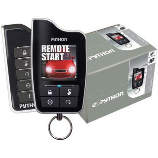 Python 1091 2 way Security and Remote Start System