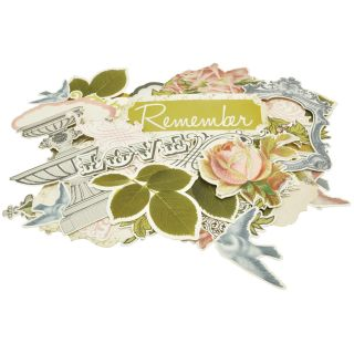 The Lakehouse Collectables Cardstock Die Cuts 46/Pkg Today $7.19