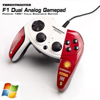 Thrustmaster F1 Dual Analog Ferrari 150 Exclusive   Achat / Vente
