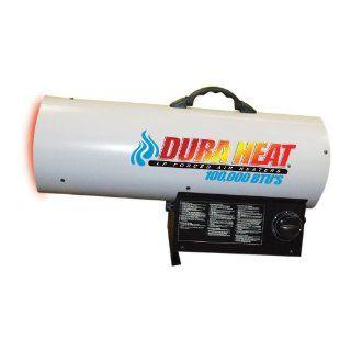 DuraHeat GFA100A 100,000 BTU Outdoor Portable LP Forced