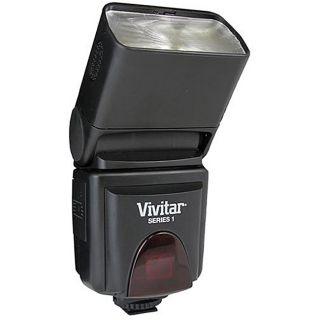 Vivitar DF 293 DSLR AF Flash for Canon