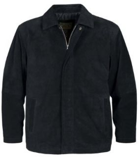 Stormtech Mens Sonora Suede Jacket Clothing