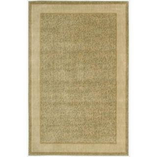 Simple Elegance Green Rug (36 x 56)