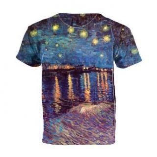 ArtsyClothingCo Van Gogh  The Starry Night (1888) Kids