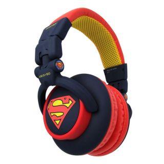 Omenex KSK DJ150 Superman   Achat / Vente CASQUE  ECOUTEUR Omenex KSK