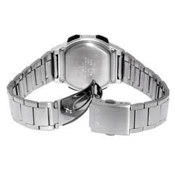 Casio Mens Stainless Steel Digital Sport Watch