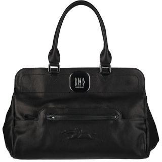 Longchamp Gatsby Leather Tote Bag